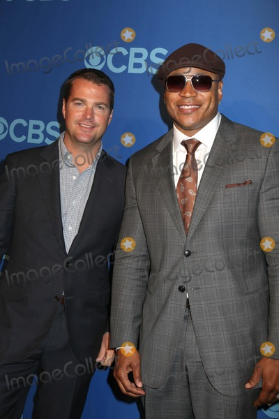 Chris ODonnell Photo - Cbs Primetime Upfront Presentation 2013-2014 Lincoln Center NYC May 15 2013 Photos by Sonia Moskowitz Globe Photos Inc 2013 Chris Odonnell Ll Cool J