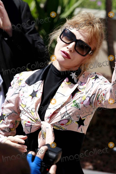Arielle Dombasle Photo - 59th Cannes Film Festival 2006 Photocall For Nouvelle Chance Cannes France 05-25-2006 Arielle Dombasle Photo Frederic Santos  Pix Planete  Globe Photos Inc