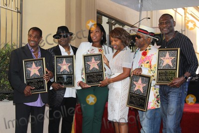Thomas Roberts Photo - Kool  the Gang Honored with a Celebration For Their 50th Anniversary with a Star on the Hollywood Walk of Fame 7065 Hollywood Blvd Hollywood CA 10082015 Ronald Khalis Bell Dennis Dt Thomas Robert Kool Bell and Funky George Brown - Kool  the Gang with Guests Clinton H Wallacephotomundo InternationalGlobe Photos Inc