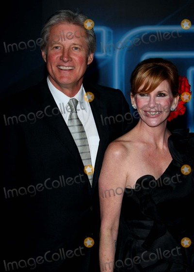 Melissa Gilbert Photo - Bruce Boxleitner Melissa Gilbert Actors the Premiere of the New Movie From Walt Disney Pictures Tron Legacy Held at the El Capitan Threatre in Los Angeles 12-11-2010 Photo by Graham Whitby Boot-allstar - Globe Photos Inc
