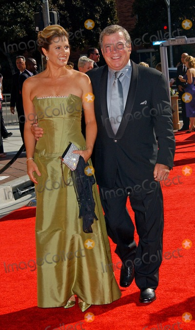 William Shatner Photo - 2004 Emmy Creative Arts Awards at the Shrine Auditorium Los Angeles California 09122004 Photo by Fitzroy BarrettGlobe Photos Inc 2004 William Shatner and Wife