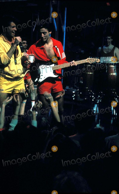 Andrew Ridgeley Photo - George Michael and Andrew Ridgeley of Wham Photo by PtGlobe Photos Inc