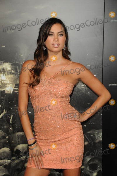 Alina Puscau Photo - Alina Puscau attending the World Premiere of Conan the Barbarian Held at the Regal Cinemas in Los Angeles California on 81111 Photo by D Long- Globe Photos Inc