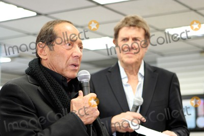 Cousin Brucie Morrow Photo - Paul Anka Signs His Book and Cd at J  R Music in Manhattan Bruce Cotler 2013 Paul Anka  Bruce Cousin Brucie  Morrow