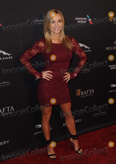Nikki Leigh Photo - Nikki Leigh attending the Bafta Los Angeles 2015 Awardstea Party Held at the Four Seasons Hotel in Beverly Hills California on January 10 2015 Photo by D Long- Globe Photos Inc