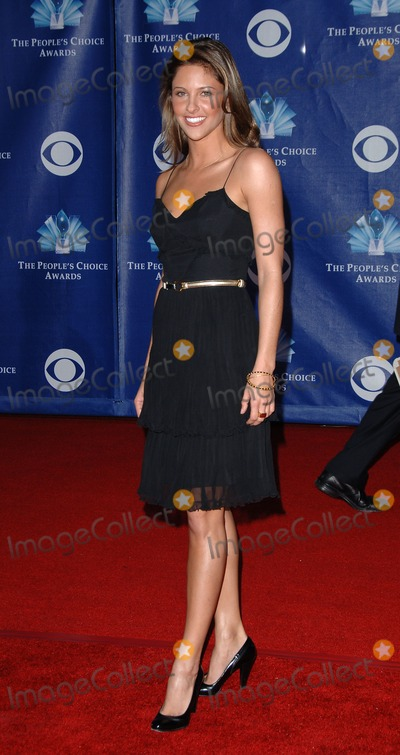 Jill Wagner Photo - 32nd Annual Peoples Choice Awards Arrivals at the Shrine Auditorium Los Angeles CA 1102006 Photo by Fitzroy Barrett  Globe Photos Inc 2006 Jill Wagner