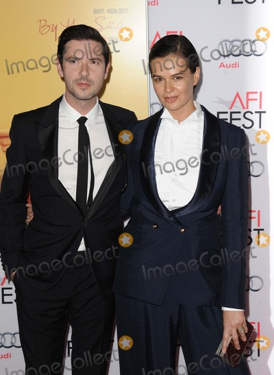 Melvil Poupaud Photo - Melvil Poupaud attending the 2015 Afi Fest Opening Night Gala Premiere of by the Sea Held at the Tcl Chinese Theatre in Hollywood California on October 5 2015 Photo by David Longendyke-Globe Photos Inc