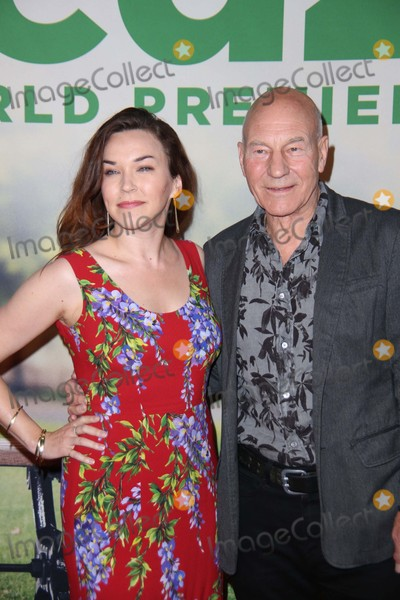 Patrick Stewart Photo - Sunny Ozell Patrick Stewart Attend the World Premiere of Ted 2 the Ziegfeld Theater NYC June 24 2015 Photos by Sonia Moskowitz Globe Photos Inc