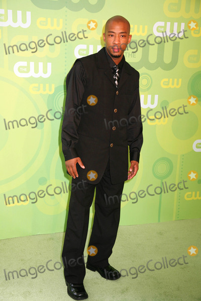 Antwon Tanner Photo - Green Carpet Arrivals For the Cw Network 2008 Upfront Lincoln Center New York City 05-13-2008 Photos by Sonia Moskowitz Globe Photos Inc Antwon Tanner