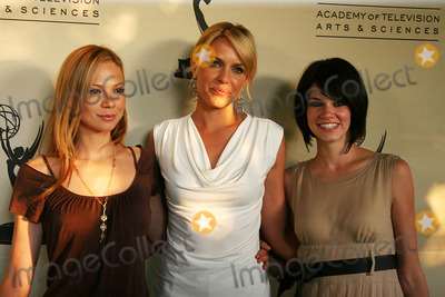Arianne Zuker Photo - the Academy of Television Arts  Sciences Presents the Daytime Emmy Nominee Reception Savannah Burbank CA 060908 Tamara Braun Arianne Zuker and Rachel Melvin Photo Clinton H Wallace-photomundo-Globe Photos Inc