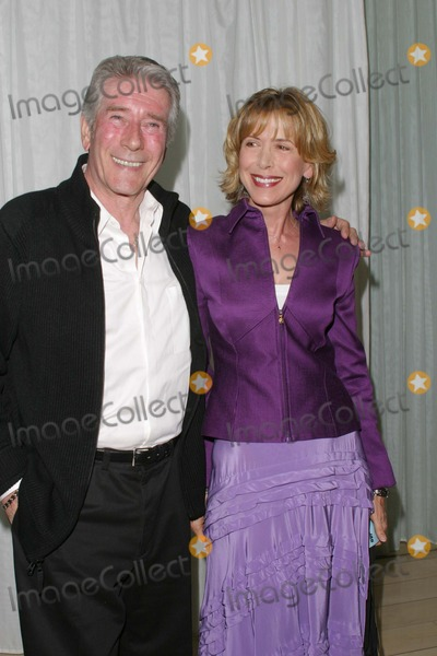 Robert Fuller Photo - Robert Fuller and Wife Jennifer Savidge - Jag Tv Series Celebrates Its 200th Episode - Mondrian Hotel West Hollywood CA - 04122004 - Photo by Nina PrommerGlobe Photos Inc2004