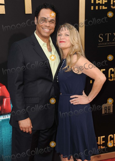 Adam Lazarre-White Photo - Adam Lazarre-white Dendrie Taylor attending the Los Angeles Premiere of the Gift Held at the LA Live Regal Cinemas in Los Angeles California on July 30 2015 Photo by D Long- Globe Photos Inc
