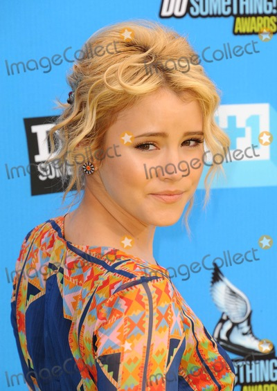 Taylor Spreitler Photo - Taylor Spreitler attending the 2013 Do Something Awards Held at the Avalon in Hollywood California on July 31 2013 Photo by D Long- Globe Photos Inc