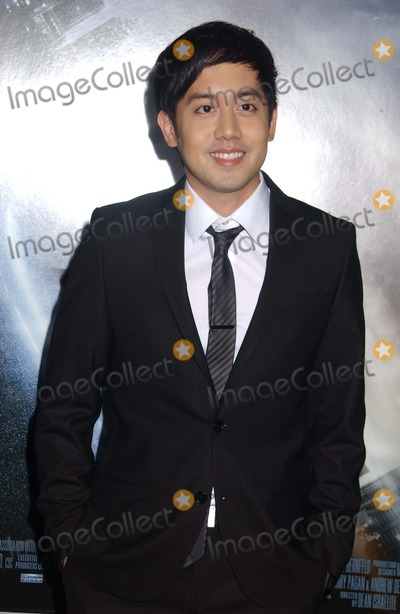 Allen Evangelista Photo - Allen Evangelista attends the Premiere of  Project Almanac  at the Chinese Theater in Hollywoodca on January 272015 Photo by Phil Roach-ipol-Globe Photos