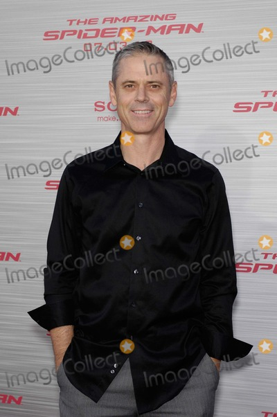 C Thomas Howell Photo - C Thomas Howell During the Premiere of the New Movie From Columbia Pictures the Amazing Spider-man Held at the Regency Village Theatre on June 28 2012 in Los Angeles Photo Michael Germana  Superstar Images - Globe Photos