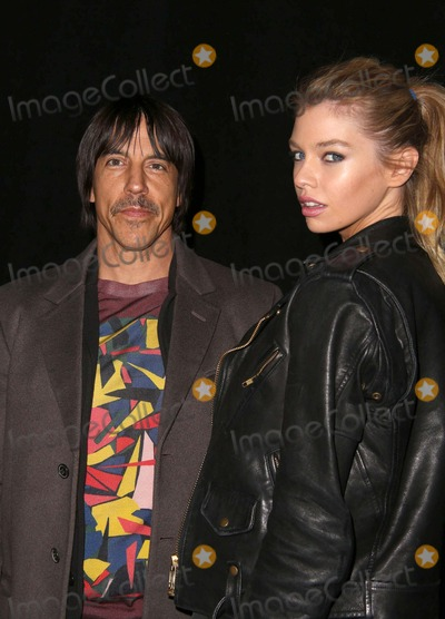 Anthony Kiedis Photo - Marc Jacobs Fw2015 Fashion Show Celebs Mercedes Benz Fashion Week Lincoln Center NYC February 19 2015 Photos by Sonia Moskowitz Globe Photos Inc 2015 Anthony Kiedis