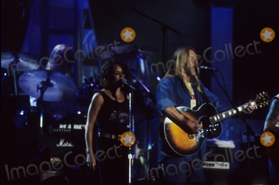 Allman Brothers Photo - The Allman Brothers Rock and Roll at Hall of Fame Concert 1995 30379 Photo by John Barrett-Globe Photos Inc
