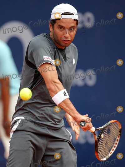Albert Montanes Photo - Estoril Tennis Open 2009 - Mens Singles in Estoril  Portugal 05-08-2009 Albert Montanes Photo Octavio Passos-cityfiles-Globe Phtos Inc