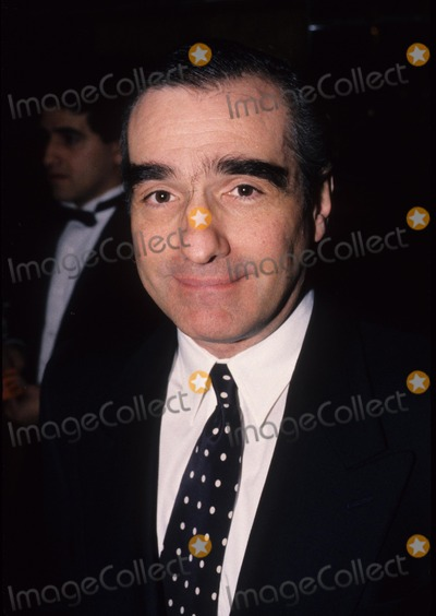 Martin Scorsese Photo - Martin Scorsese 1992 Photo by Cp-Globe Photos Inc