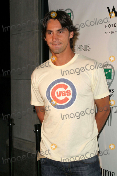Amer Delic Photo - The Bnp Paribas Taste of Tennis Benefit at the W New York Hotel- New York City W New York Hotel-nyc-08212008 Amer Delic Photo by John B Zissel-ipol-Globe Photos Inc2008