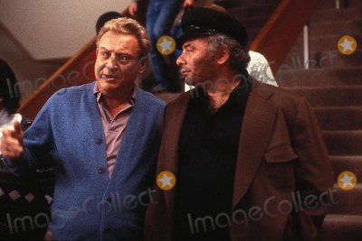 Rodney Dangerfield Photo - Back to School Tv  Film Still Supplied by Globe Photos Inc Rodney Dangerfield and Burt Young