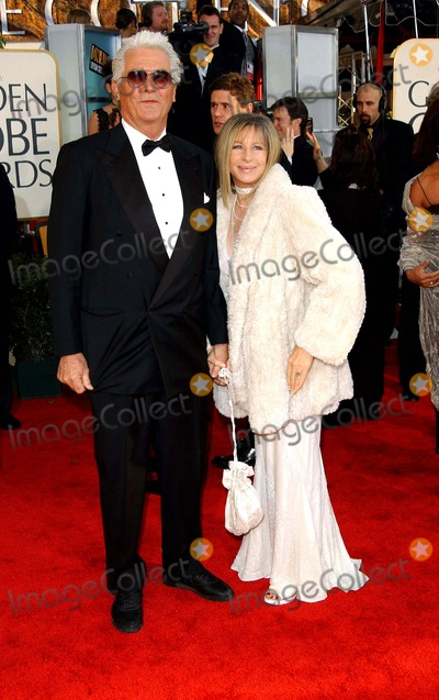 James Brolin Photo - 61st Annual Golden Globe Awards Arrivals at the Beverly Hilton Hotel Beverly Hills CA 1252004 Photo by Fitzroy BarrettGlobe Photos 2004 Barbara Streisand and Husband James Brolin