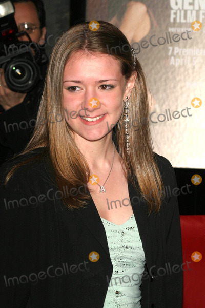 ALEX LOWCHER Photo - Dreamland New York Premiere at the 11th Annual Gen Art Film Festival- Outside Arrivals Ziegfeld Theatre-nyc 040506 Alex Lowcher Photo Byjohn B Zissel-ipol-Globe Photos Inc 2006