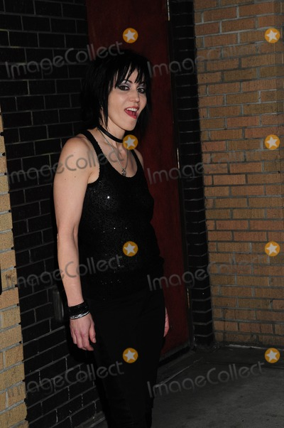 The Runaways Photo - The Premiere of the Runaways at Landmark Sunshine Cinema in New York City on 03-17-2010 Photoby Ken Babolcsay - Ipol-Globe Photos Inc Joan Jett