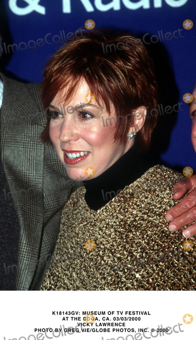 Vicki Lawrence Photo -  Museum of Tv Festival at the Ddga CA 03032000 Vicky Lawrence Photo by Greg VieGlobe Photos Inc