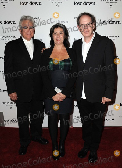 Albert Berger Photo - Ron Yerxa Mindy Goldberg Albert Berger attending the Los Angeles Premiere of Low Down Held at the Arclight Theater in Hollywood California on October 23 2014 Photo by D Long- Globe Photos Inc
