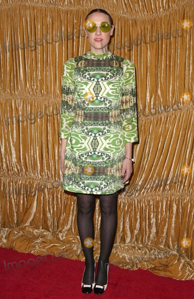 Alice and Olivia Photo - Alice and Olivia Fall 2015 Presentation-celebs Prince George Ballroom NYC February 16 2015 Photos by Sonia Moskowitz Globe Photos Inc
