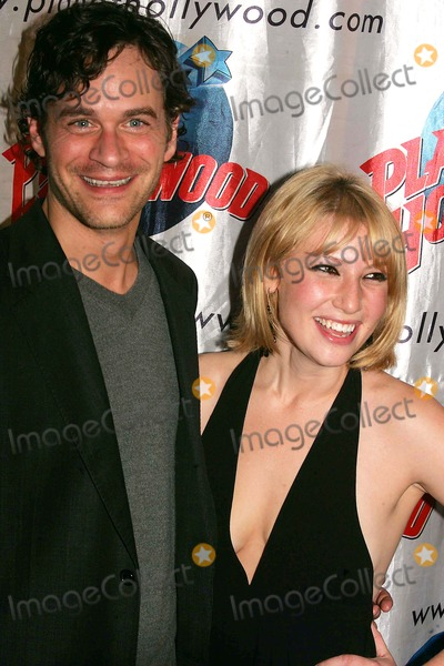 Ari Graynor Photo - Afterparty For the Little Dog Laughed Broadway Opening Night Planet Hollywood 11-13-2006 Photos by Rick Mackler Rangefinder-Globe Photos Inc2006 Tom Everett Scott and Ari Graynor
