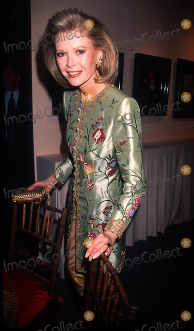 AUDREY GRUSS Photo - Audrey Gruss at Christies Auction Housein New York City Photo by Rose HartmanGlobe Photos Inc