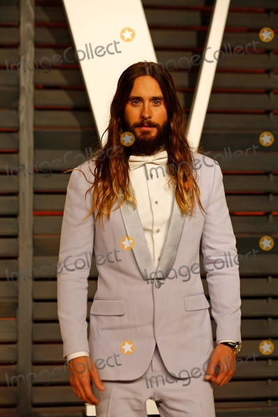 Jared Leto Photo - Jared Leto Vanity Fair Oscar Party 2015 Beverly Hills CA February 22 2015 Roger Harvey