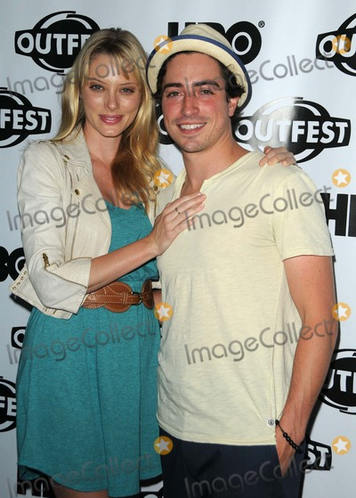 April Bowlby Photo - April Bowlby Ben Feldman attending the 29th Annual Gay  Lesbian Film Festival Screening of Drop Dead Diva Held at the Directors Guild of America in West Hollywood California on 71711 Photo by D Long- Globe Photos Inc