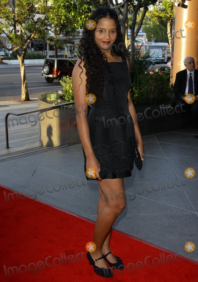Sydney Poitier Photo - -30-2010 Hollywoodcalifornia - Sydney Tamiia Poitier  20th Annual Naacp Theatre Awards Held at the Directors Guild of America Photo by Tleopold-Globe Photos Inc