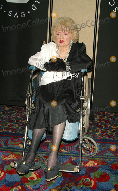 Anita Page Photo - Latino Legacy in Hollywood Renaissance Hollywood Hotel Hollywood CA 01312003 Photo by Milan RybaGlobe Photos Inc 2003 Anita Page (Film Legend 93 Years Old)