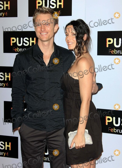 Neil Jackson Photo - Neil Jackson Kylie Furneaux Actors the Premiere of Push at the Mann Village Theatre Los Angeles CA 01-29-2009 Photo by Graham Whitby Boot-allstar-Globe Photos