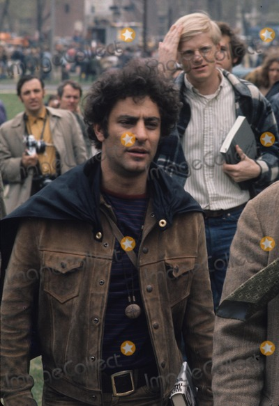 Abbie Hoffman Photo - Abbie Hoffman F1592 Black Panther Rally in New York City 1970 Supplied by Globe Photos Inc