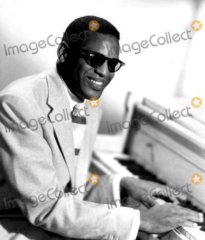 Ray Charles Photo - Raycharlesretro Ray Charles Smp  Globe Photosinc
