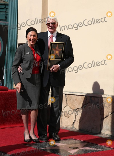 Peter Graves Photo - Joan Endress Peter Graves Actor and Wife Peter Graves Honored by the Hollywood Walk of Fame in Hollywood California 10-30-2009 Photo by Graham Whitby Boot-allstar-Globe Photos Inc
