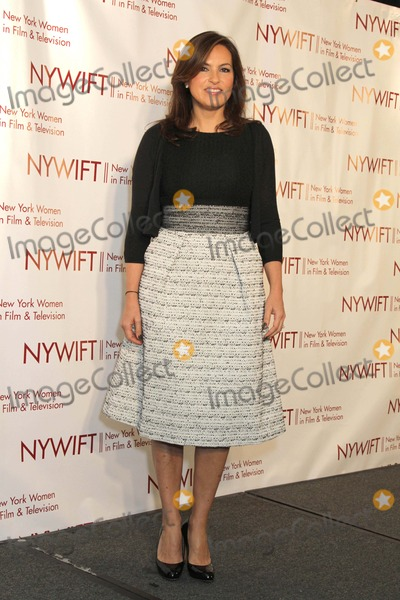 Mariska Hargitay Photo - New York Women in Film and Television 32nd Annual Muse Awards the New York Hilton NY December 13 2012 Photos by Sonia Moskowitz Globe Photos Inc 2012 Mariska Hargitay