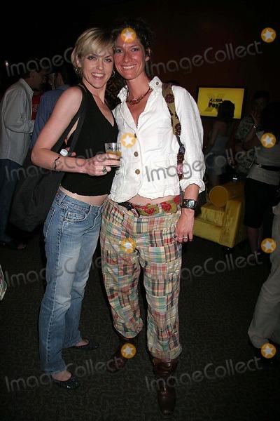 Angela Keslar Photo - Outfest 2006 Film Festival Presents Coffee Date Los Angeles Premiere Directors Guild Hollywood CA 07-10-2006 Photo Clinton H Wallace-photomundo-Globe Photos Inc Angela Keslar ( Project Runway) with Elaine Hendrix