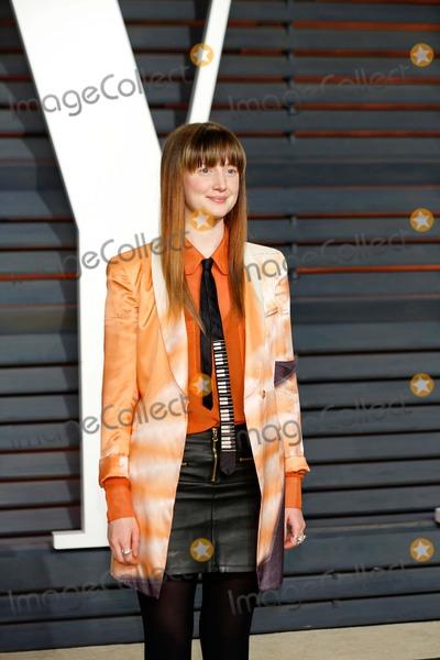 Andrea Riseborough Photo - Andrea Riseborough Vanity Fair Oscar Party 2015 Beverly Hills CA February 22 2015 Roger Harvey