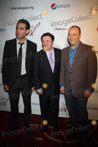 Bobby Cannavale Photo - Bobby Cannavalenathan Lanedanny Burstein at 79th Annual Drama League Awards at Marriott Marquis Times Square 5-17-2013 Photo by John BarrettGlobe Photos