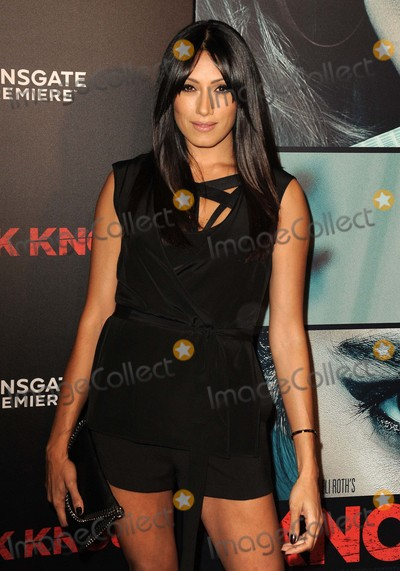 Tehmina Sunny Photo - Tehmina Sunny attending the Los Angeles Premiere of Knock Knock Held at the Chinese 6 Theatre in Hollywood California on October 7 2015 Photo by David Longendyke-Globe Photos Inc