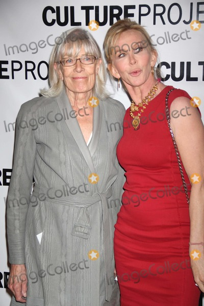 Trudy Styler Photo - Vanessa Redgravetrudie Styler at Culture Project Gala For Opening of Newly Named Lynn Redgrave Theatre at Stage 48 W48st 6-3-2013 Photo by John BarrettGlobe Photos