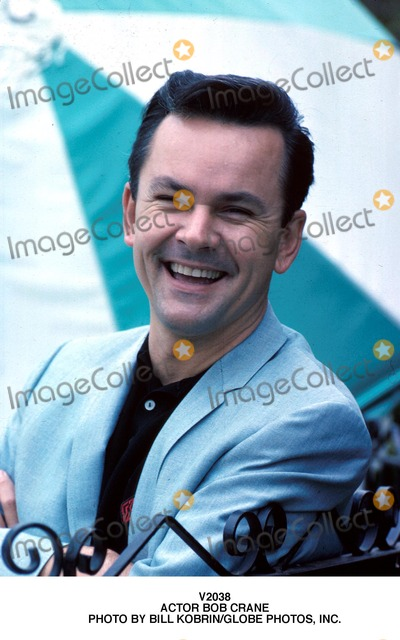 Bob Crane Photo - Actor Bob Crane Photo by Bill KobrinGlobe Photos Inc