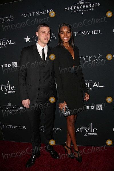 Arlenis Sosa Photo - Vanidades Icons of Style Gala 2014 the Mandarin Oriental Hotel NYC September 19 2014 Photos by Sonia Moskowitz Globe Photos Inc 2014 Donnie Mcgrath Arlenis Sosa