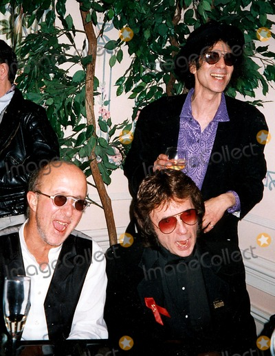 Phil Spector Photo - Phil Spector Paul Shaeffer and Peter Wolf at Piano at Spectors Private Post Pr Hall of Fame Awards Party K18398rm Rick MacklerrangefinderGlobe Photos Inc Philspectorretro
